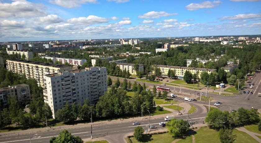 Апартаменты Vitebsk Tower