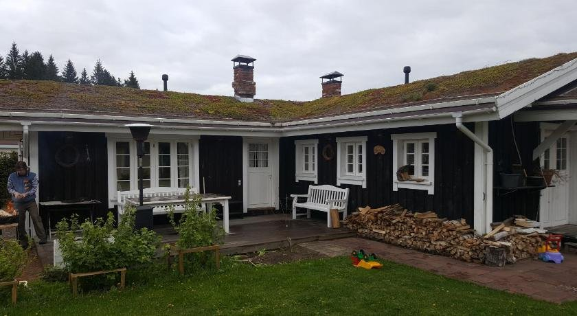 Holiday Home Greenroof