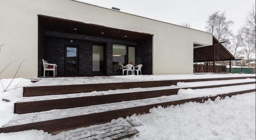 Апартаменты Unique with Russian Sauna