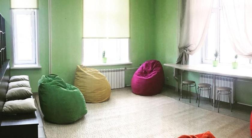 Green hostel Saransk