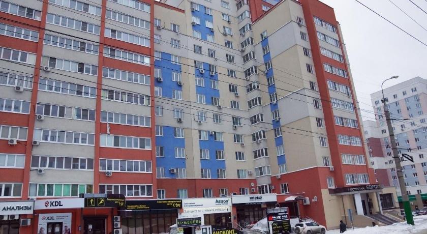 Апартаменты на Пушкина 43