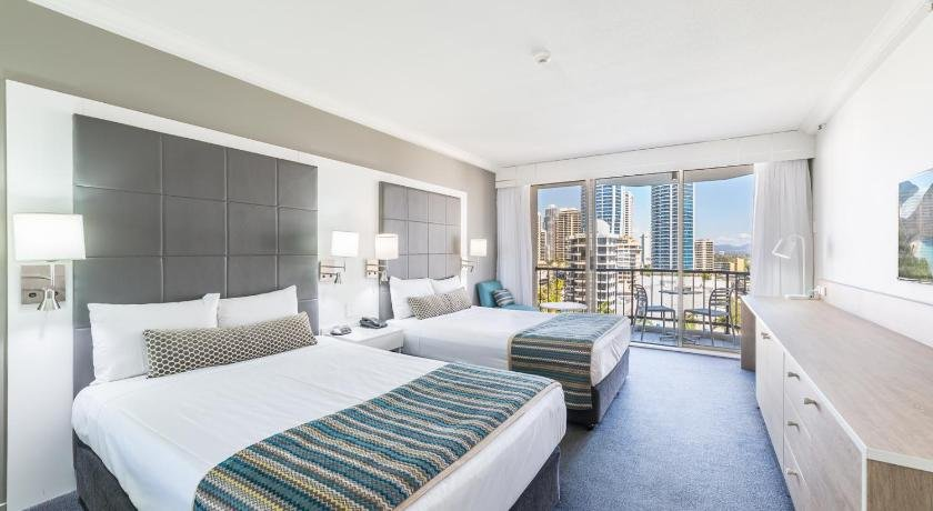 Photo: Studio With Ocean View In Mantra Hotel At Surfers Paradise L9