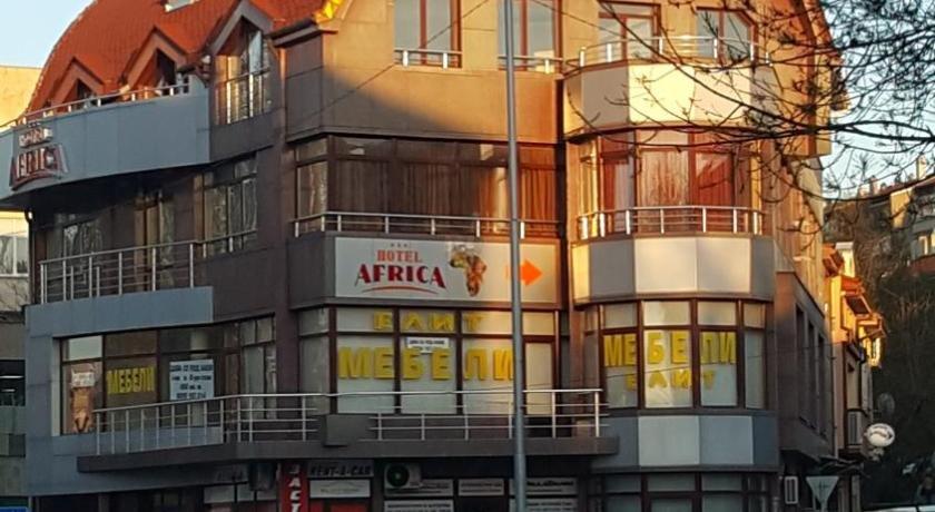 Hotel Africa Haskovo