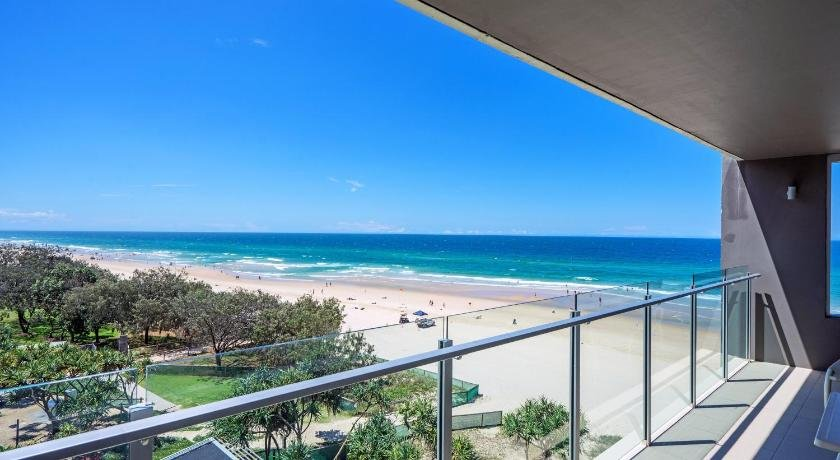 Photo: One The Esplanade Apartments on Surfers Paradise