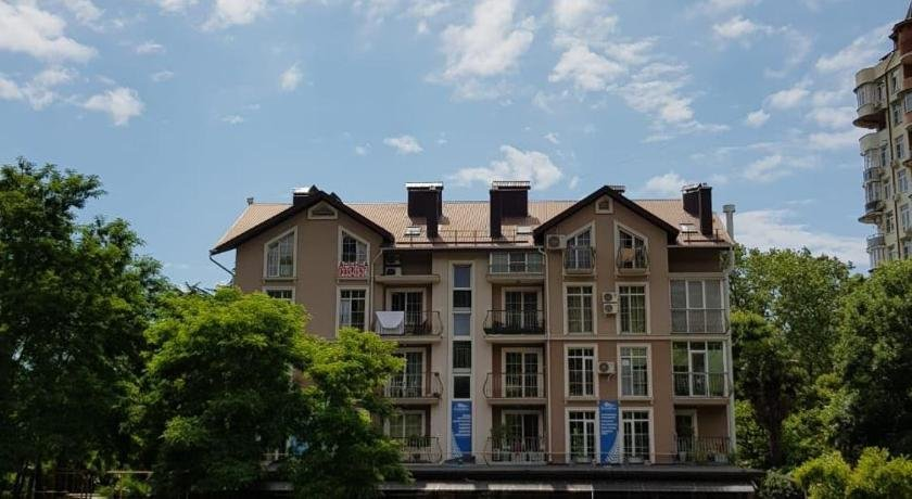 Апартаменты Ивушка