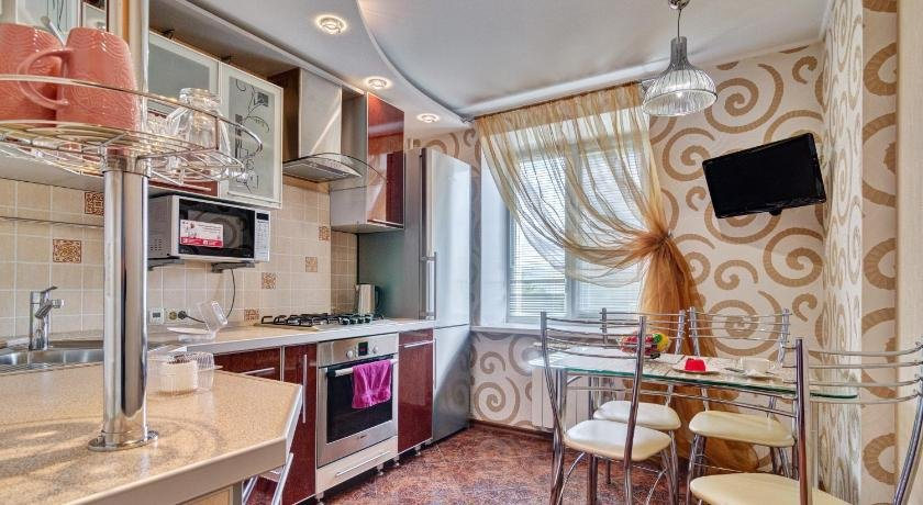 Апартаменты Светлана Рахманинова 3А