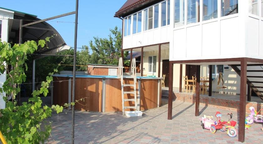 Гостевой дом на Приморском