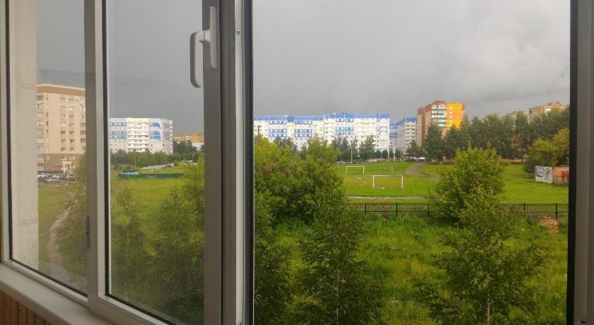 Apartment on Stroiteley Nizhnekamsk Tatarstan