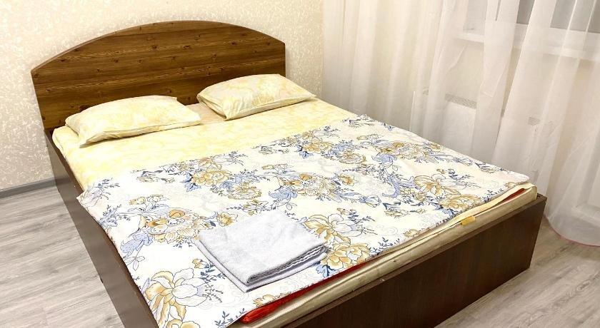 Apartment on Tyumenskiy Trakt 6/1