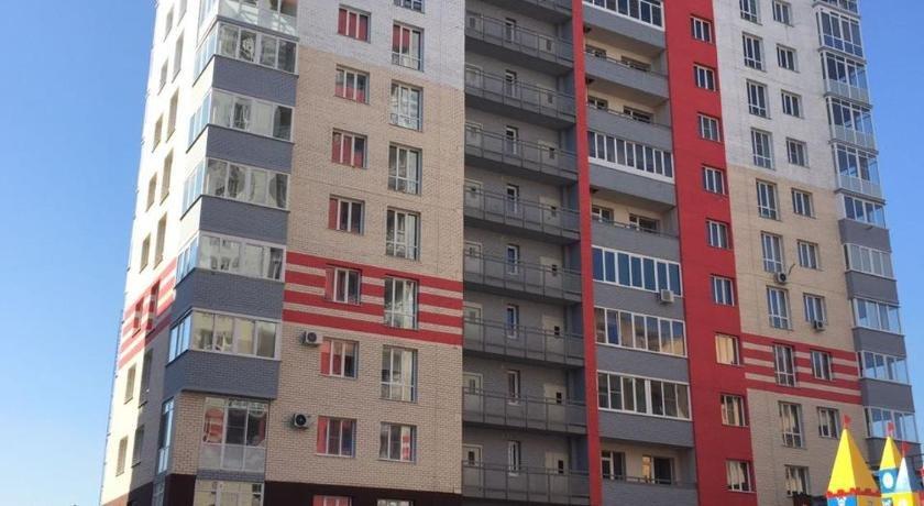 Апартаменты На Партизанской 55