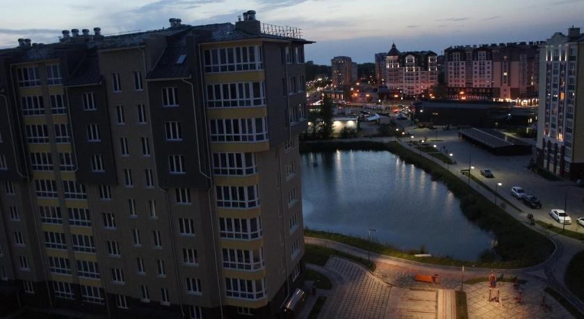 Apartment on Turgeneva 14-A Pavlin