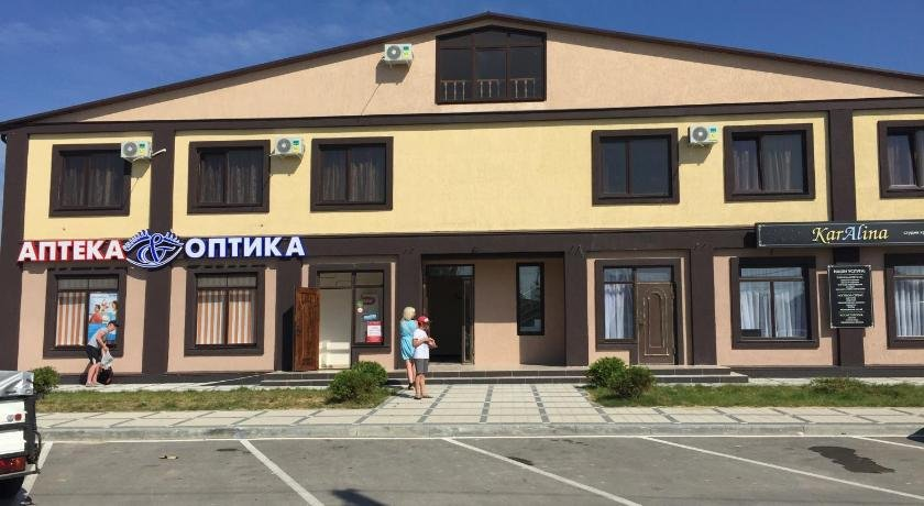 Hotel Leto Golubitskaya