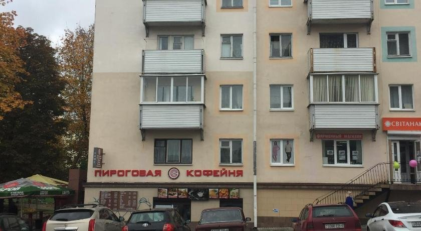 City Centre Apartment on Krylenko 7