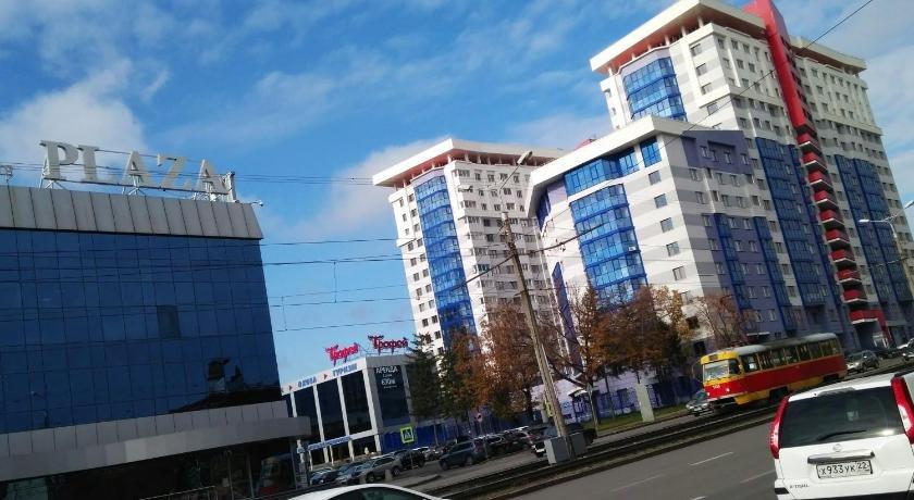Апартаменты На Никитина 107