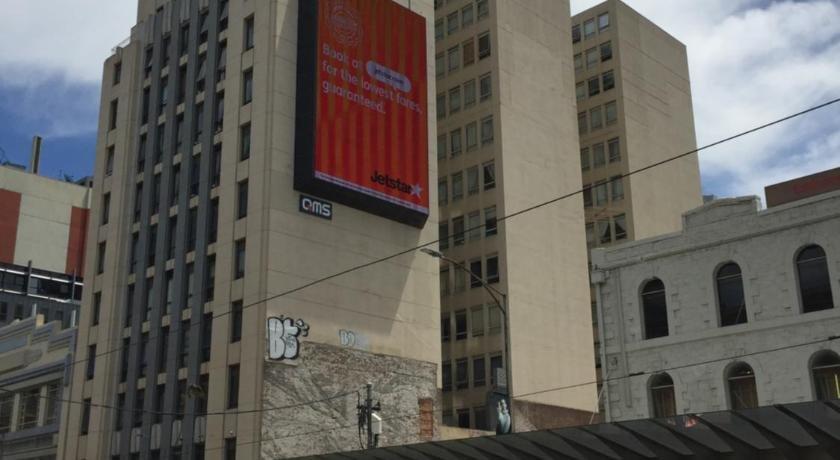Photo: Flinders St Apartments @ Fed Square