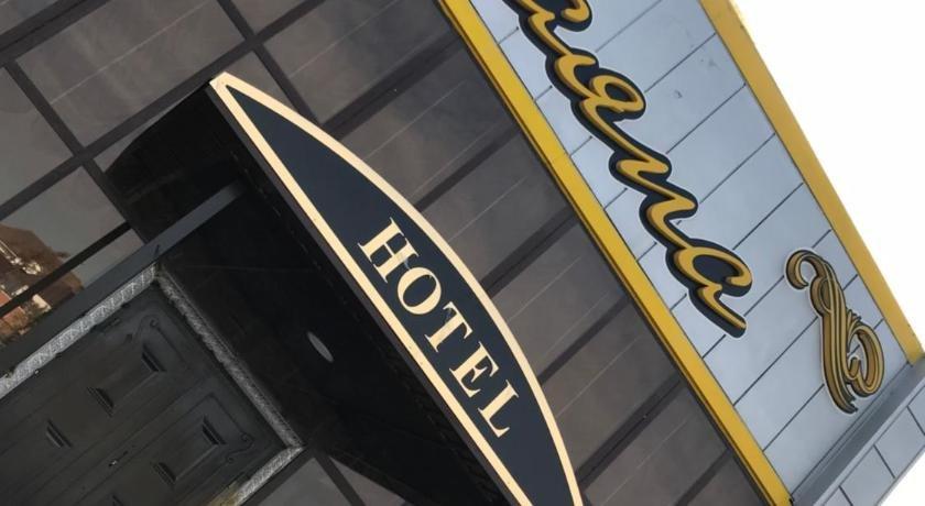 Hotel on Khankalskaya 104