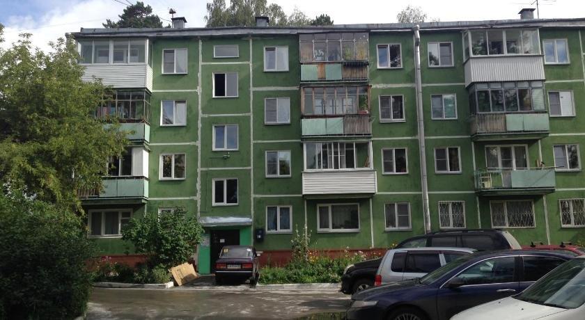Апартаменты на Цветном проезде 27