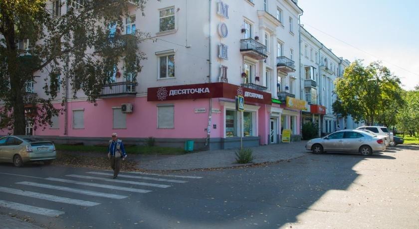 Apartments on Sovetskaya 9