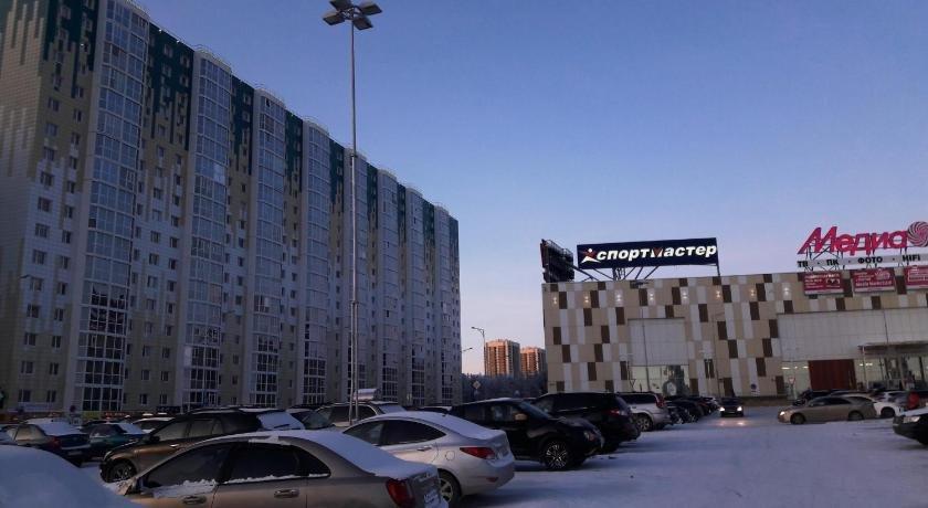 Апартаменты Сургут Тюменский тракт 6 153