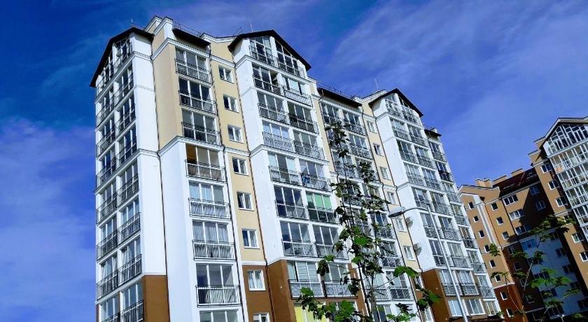 Apartament s vidom na ozero