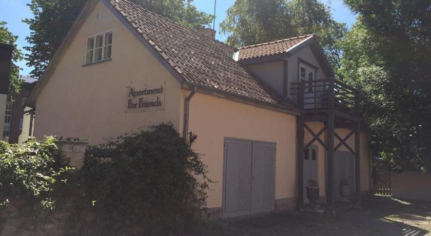 Apartment for Friends Kuressaare