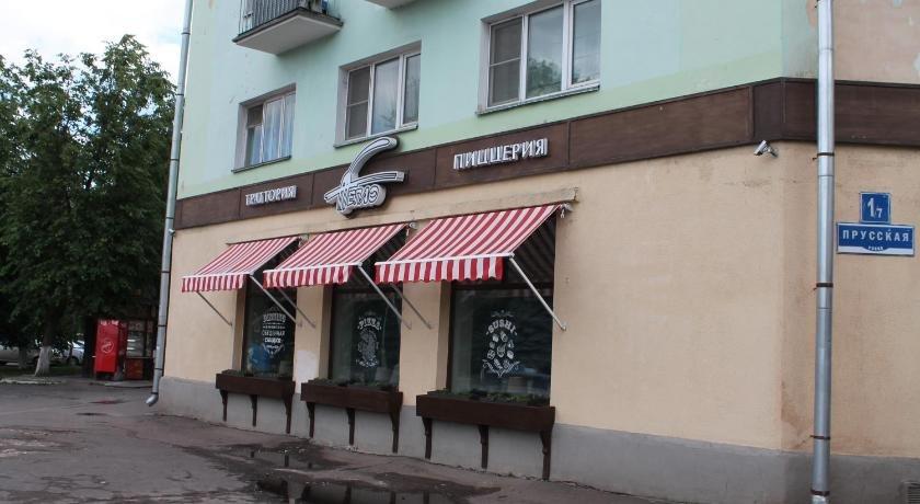 Apartment on Desyatinnaya 17