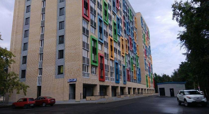 Apartment v stile 70-h