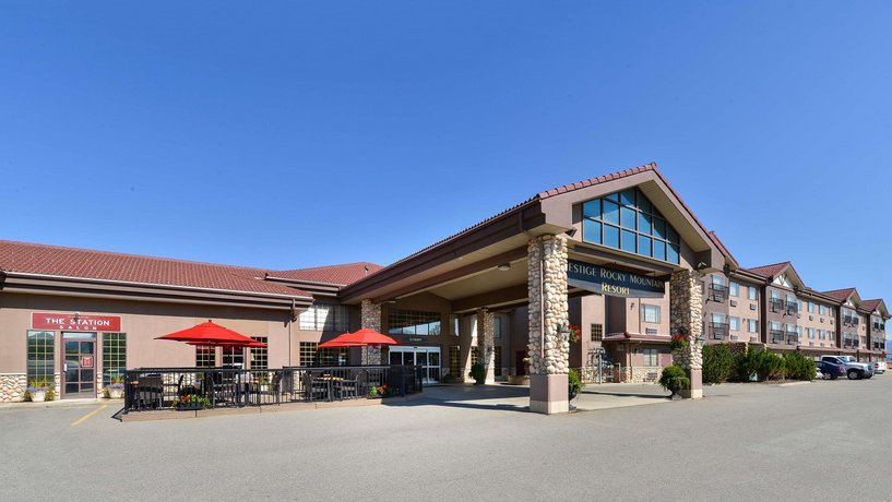 Prestige Rocky Mountain Resort BW Premier Collection Images