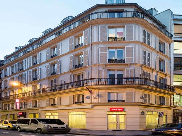 Hotel Mercure Paris Opera Lafayette