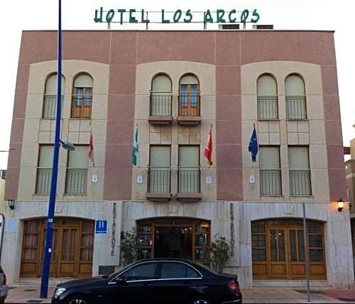 Hotel Los Arcos Almeria Images