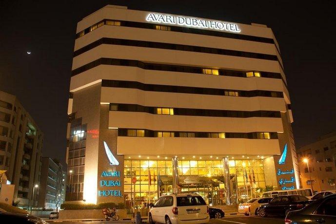 Avari Dubai Hotel 이미지