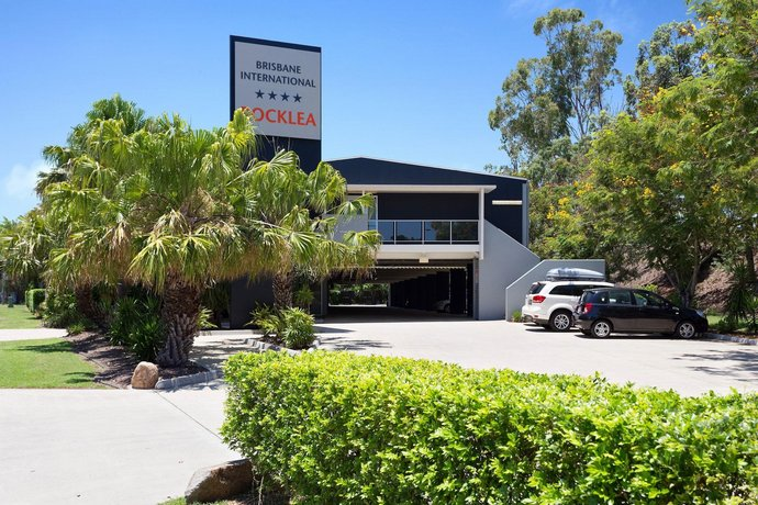 Rocklea International Motel Images