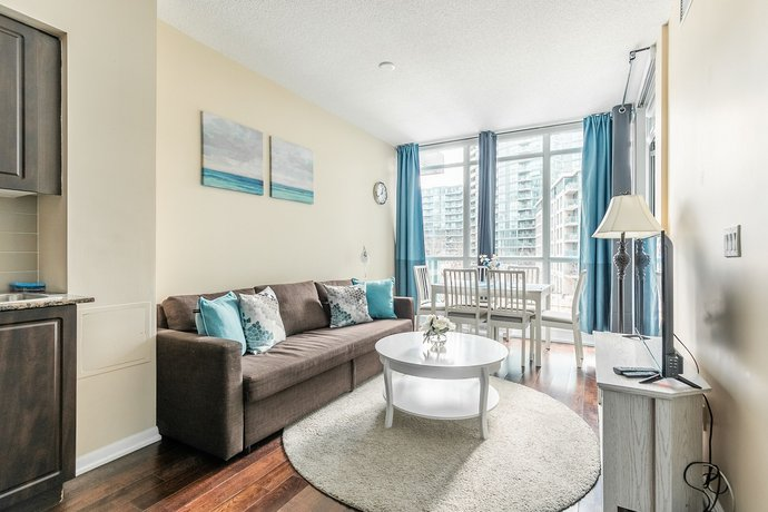 Simply Comfort Fort York Apartments Images