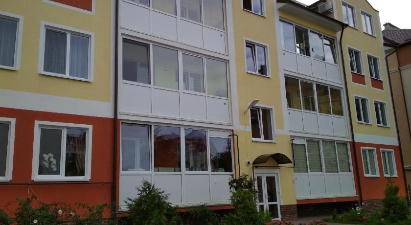 Apartment on Komsomolskaya ulitsa 62