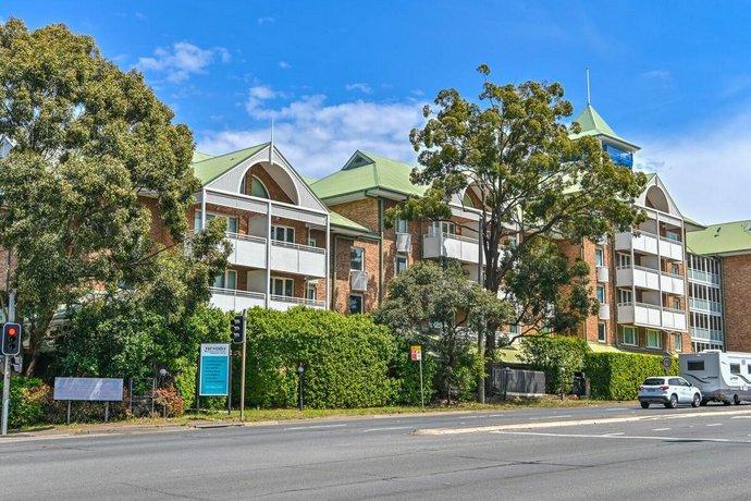 Photo: Nesuto Pennant Hills Apartment Hotel