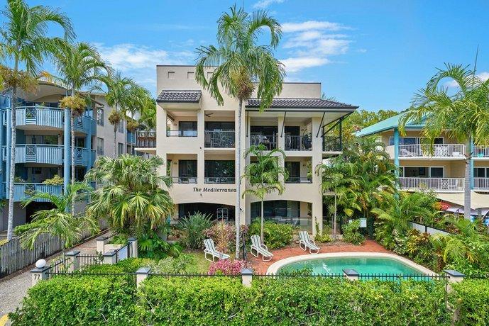 Photo: Mediterranean Beachfront Apartments Cairns