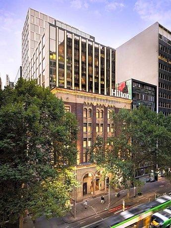 Photo: Hilton Melbourne Little Queen Street
