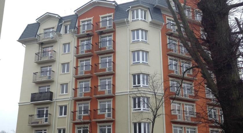 Apartments na Parkovoy 6