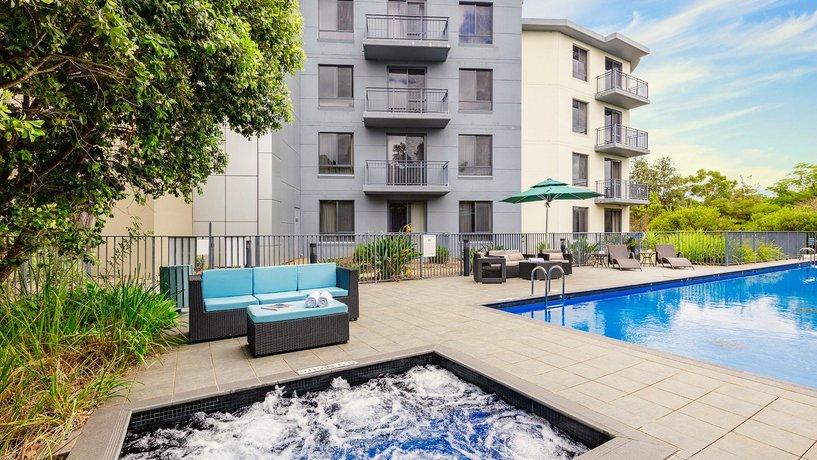 Photo: Oaks Sydney North Ryde Suites