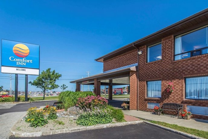 Comfort Inn Yarmouth Images