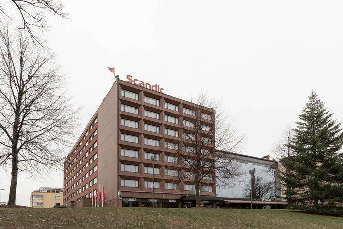 Scandic Tampere Koskipuisto