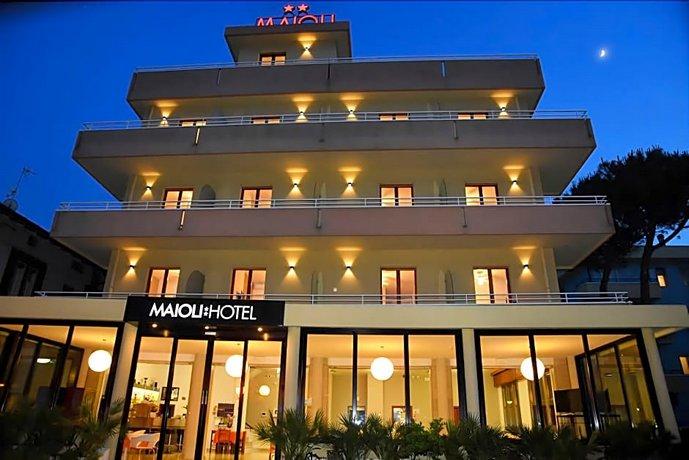 Hotel Maioli Misano Adriatico