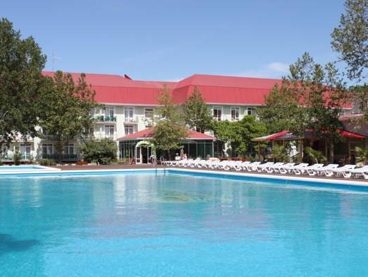 Курортный отель Олимп