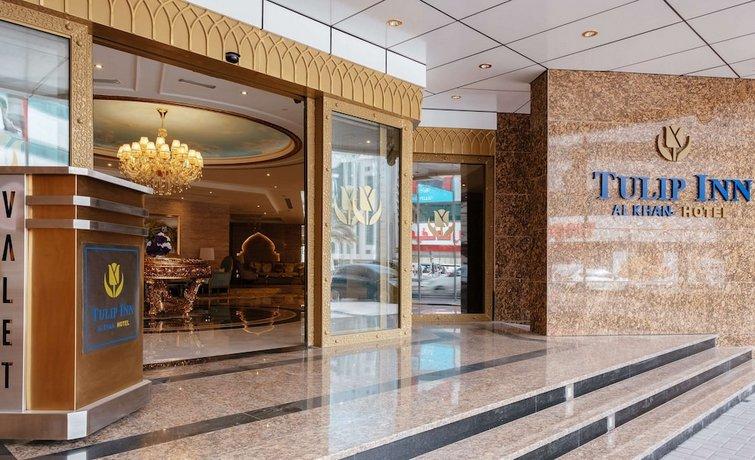 Tulip Inn Al Khan Hotel Images