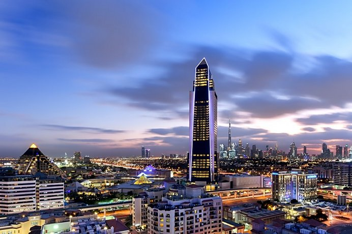Sofitel Dubai Wafi Images