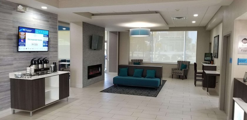 Best Western Plus Indianapolis Downtown