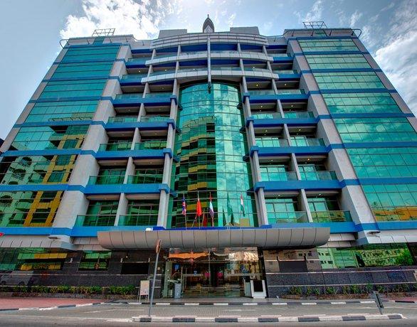 Howard Johnson Plaza by Wyndham Dubai Deira Images