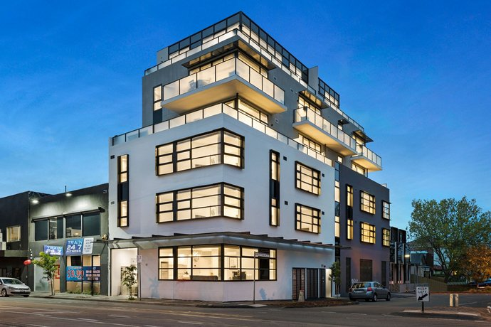 Photo: The Hamptons Apartments - St Kilda
