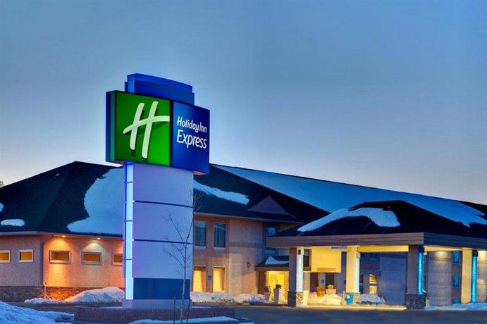 Holiday Inn Express Dryden Images