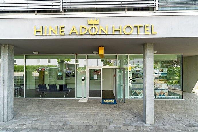 Hine Adon Bern Airport Images